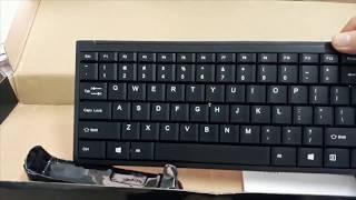 unbox Keyboard Fuhlen A120G Mở hộp Bàn phím Fuhlen A120G