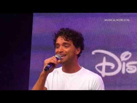 West End Live 2017 - Matthew Croke sings Proud of your boy (Aladdin)