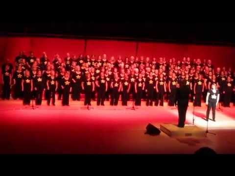 Rock Choir Basingstoke - Signed Sealed Delivered