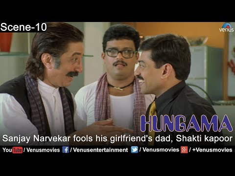 Sanjay Narvekar fools his girlfriend's...