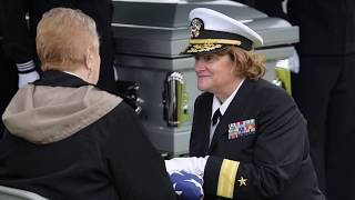DNA, dedication bring WWII casualty home