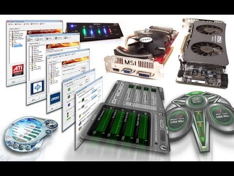 Разгон видеокарт AMD ATI Mobility Radeon