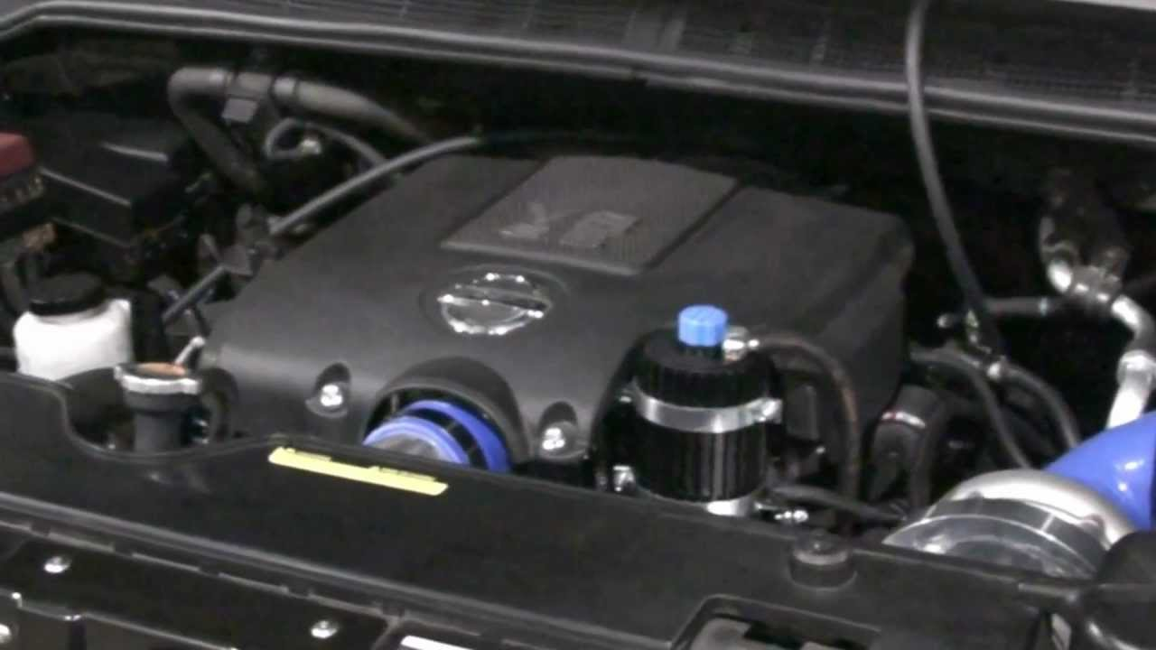 Gtm Performance Engineering Vk56de Nissan Titan