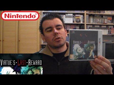 Día Nintendo || ANÁLISIS: Virtue´s Last Reward (3DS) (Secuela de 999) || Review en español
