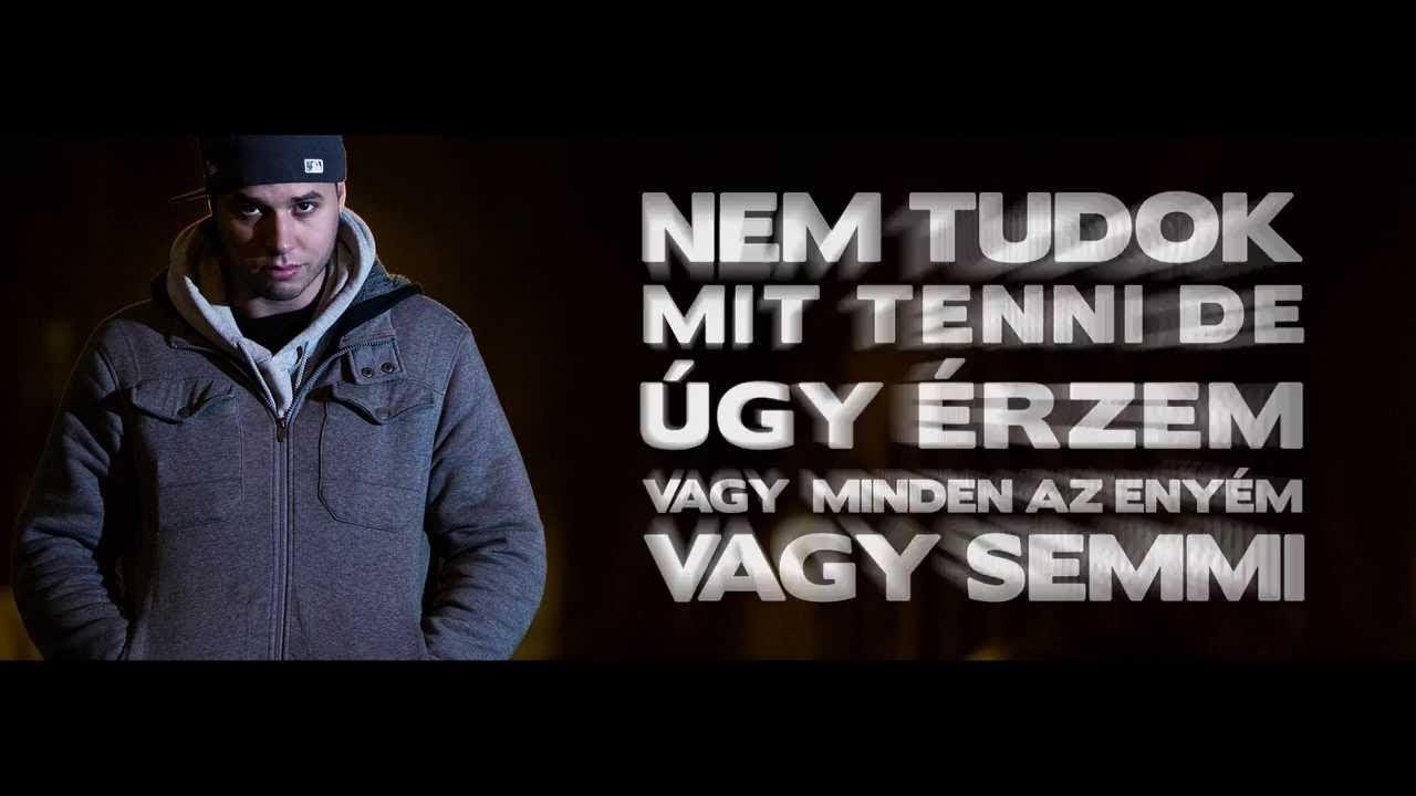 Fura Csé - Nem bánom (Official Lyrics Video)