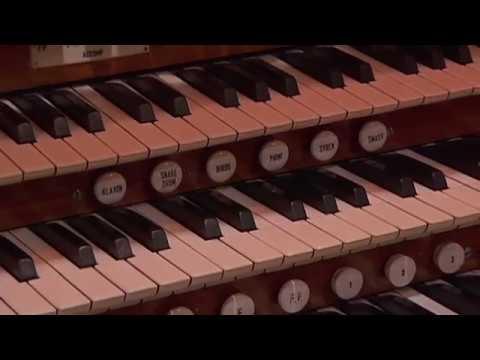 L'orgue de cinéma Christie du Gaumont Palace au Pavillon Baltard
