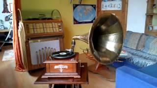 Räuberballade - Bully Buhlan - Erwin Lehn - Gramophone - Grammophon -