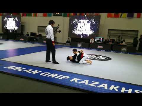 Muslim Kazakhstan Nat Pro 8.12.17, 2 fight