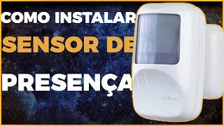 Duvidas Sobre Como Instalar Sensor de Presença
