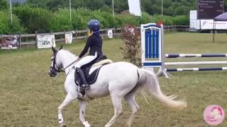 Emmas Ponywelt - Stil E mit Minou RuFV Eicherscheid 2017