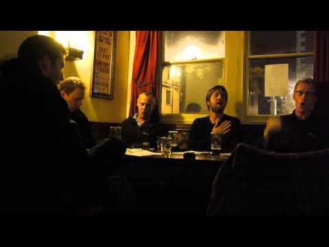 What shall we do with the drunken sailor? - the Roaring Trowmen in the Llandoger Trow