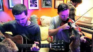 Creepoid - Stranger (live on Big Ugly Yellow Couch)