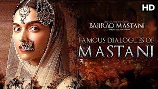 Best Dialogues Of Deepika Padukone | Bajirao Mastani