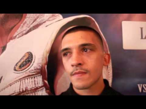 LEE SELBY - 'LET'S SEE IF I AM A GOOD FIGHTER OR A 'HYPED' UP WANKER'  (INTERVIEW) / SELBY v BRUNKER