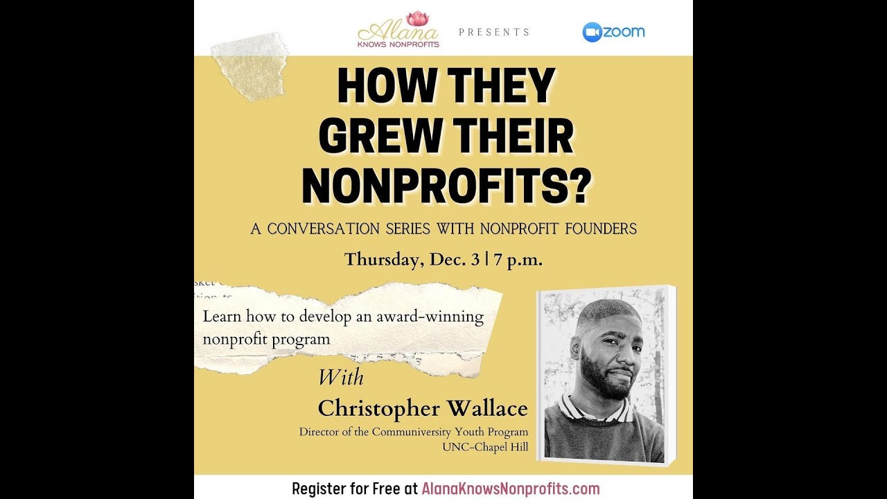 How They Grew Their Nonprofits? the Program Design Edition