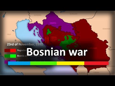 «Bosnian War» | Every week