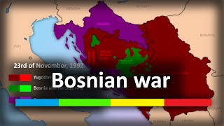 «Bosnian War» | Every week