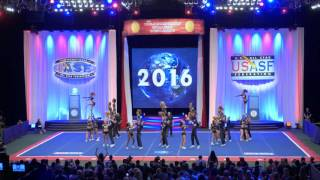california allstars team black ops 2016 worlds cheer finals