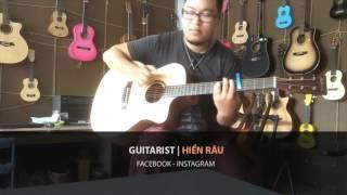 Poshman Guitar N11A/C | Hiển Râu