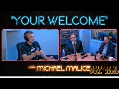 """YOUR WELCOME"" Ep. 011 - Under the Big Tent - Matt Welch & Tom Woods"