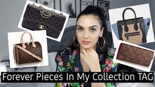 Forever Pieces In My Collection TAG |elle be|