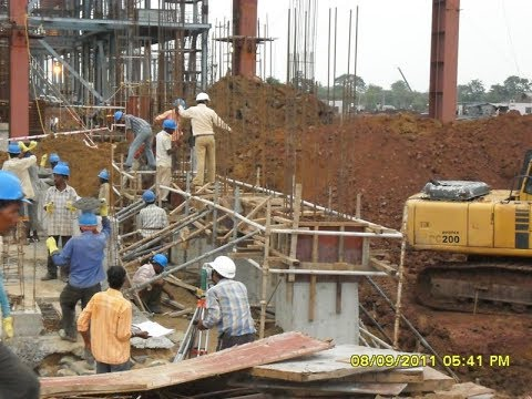 CIVIL ENGINEERING INTERVIEW QUESTION 2017 { REQUIRED MATERAIL IN 1M3 CONCRETE }