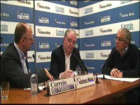 Da Europa Para O Minho António Marques, Presidente da Associação Industrial do Minho
