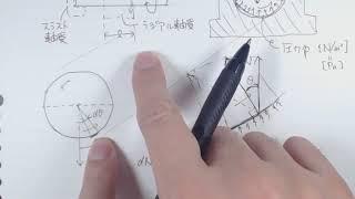 軸受(1)―ラジアル軸受