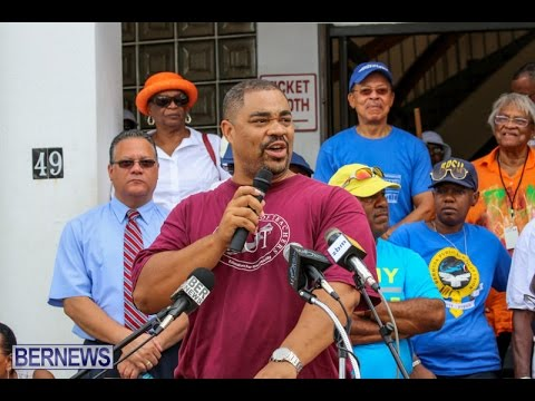 Shannon James Labour Day Speech, September 7 2015