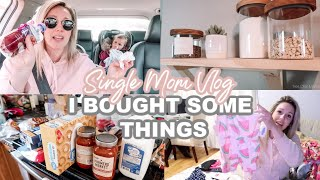 NEW KITCHEN ORGANIZATION IDEAS| DAY IN THE LIFE OF A SINGLE MOM 2020| Tres Chic Mama