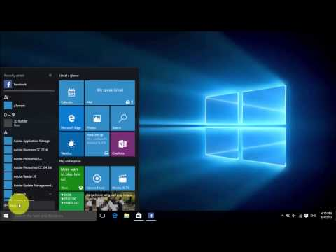 Windows 10: How to Install and Uninstall Apps