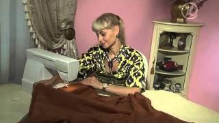 видео Кройка и шитье выкройки для полных