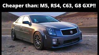 2007 Cadillac CTS-V - One Take