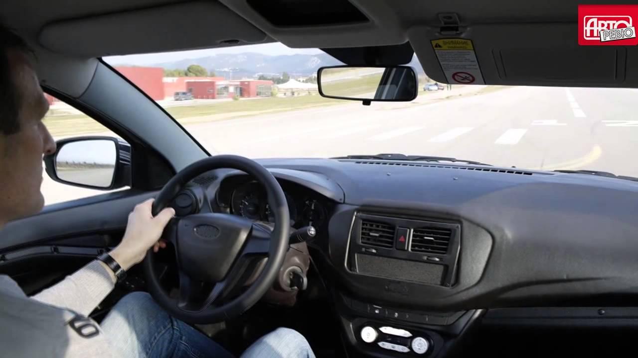Обзор автомобиля Лада Веста
