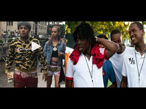 "Chief Keef and Lil Reese Laughs at 6ix9ine for spending $75K on his baby moms ""WE DONT LOVE THOTS"""