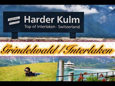 Europe Travel Diaries: Grindelwald   Interlaken, Switzerland - by Ishaan & Family