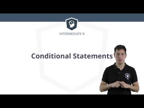 R Tutorial - How To Use Conditional Statements in R