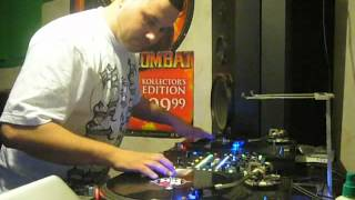 DJ Motion - Juggling Tactics
