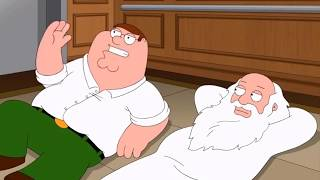 God Answers Any Question Peter Asks | Family guy