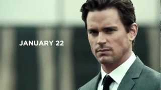 USA White Collar Promo 1/22/13