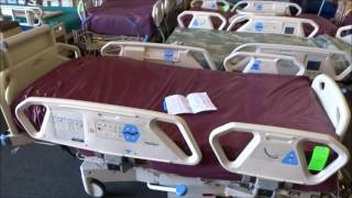 Refurbished Hill Rom and Stryker Hospital Beds