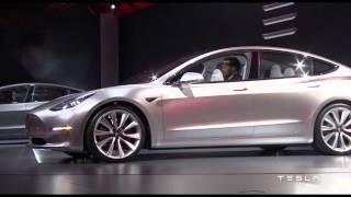 Tesla Model 3 цена, технические характеристики, фото, видео тест-драйв