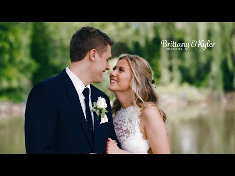 You Are My Home // Wisconsin Wedding // Brittany & Kyler (4K)