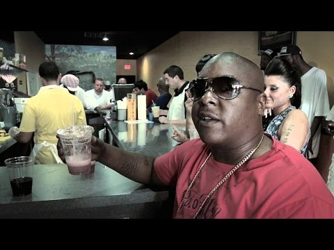 Jadakiss & Styles P Bring Juices For Life to the Hood