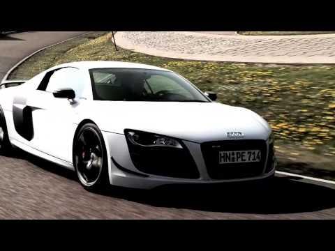 Audi R8 GT The High Performance Sportscar