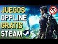 TOP 7: JUEGOS OFFLINE GRATIS EN STEAM (Modo Campaña) #1