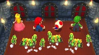 Mario Party Series - Survival Minigames (Master CPU)