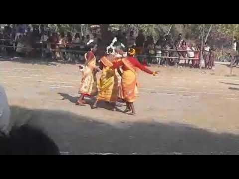 School girls programme Gadheyar kuthi