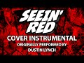 seein red cover instrumental in the style of dustin lynch video download