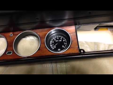 '65 GTO IN-DASH TACH INSTALLATION GUIDE 2-16-16